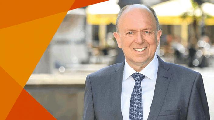 Christoph Rüther - unser Landratskandidat für den Kreis Paderborn.