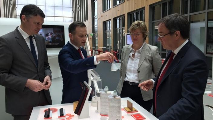 """""""Das Industrieland Nordrhein-Westfalen braucht Raum für Innovationen!"""""""