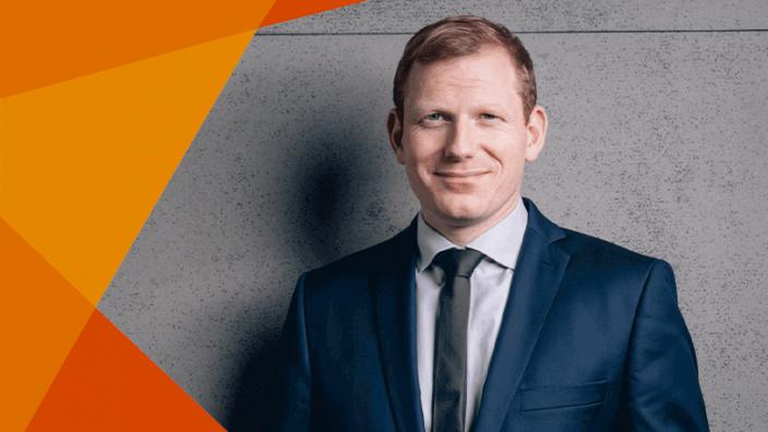 Timon Radicke - unser Oberbürgermeisterkandidat für Herne.