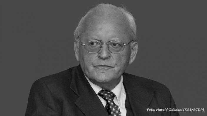 Armin Laschet zum Tode Roman Herzogs