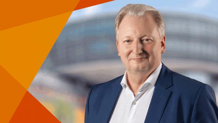 Frank Schönberger - unser Oberbürgermeisterkandidat für Leverkusen.