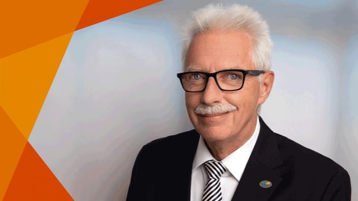 Thomas Hendele - unser Landratskandidat für den Kreis Mettmann.